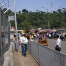El Carmen Talisman Border Crossing